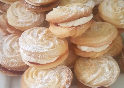 Viennese Whirls and Cakes in York